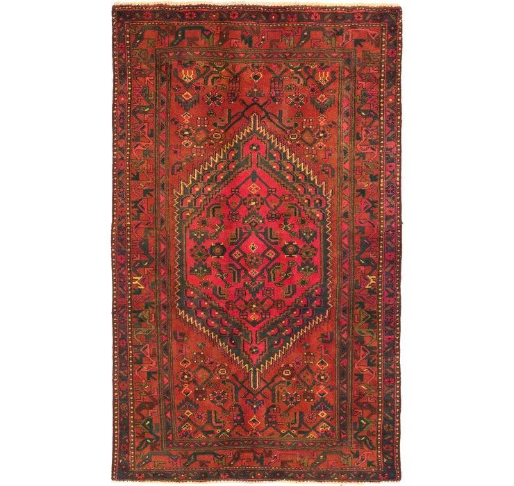 4' x 6' 7 Zanjan Persian Rug