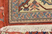 11' 6 x 16' 9 Heriz Persian Rug thumbnail