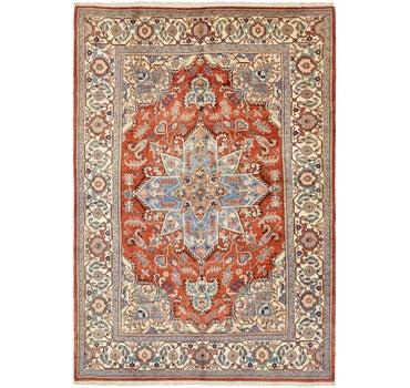 11' 6 x 16' 9 Heriz Persian Rug main image