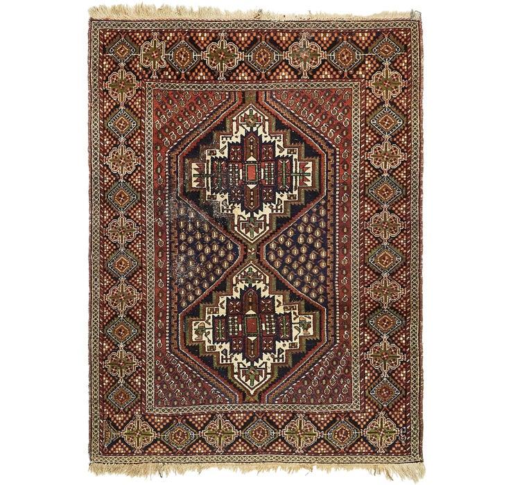 130cm x 170cm Shiraz Persian Rug