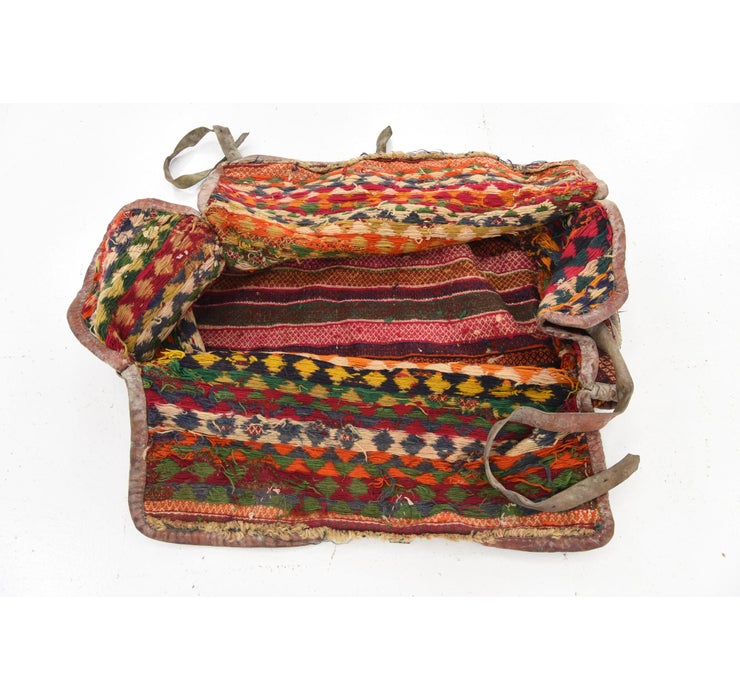 155cm x 170cm Saddle Bag Persian Squa...