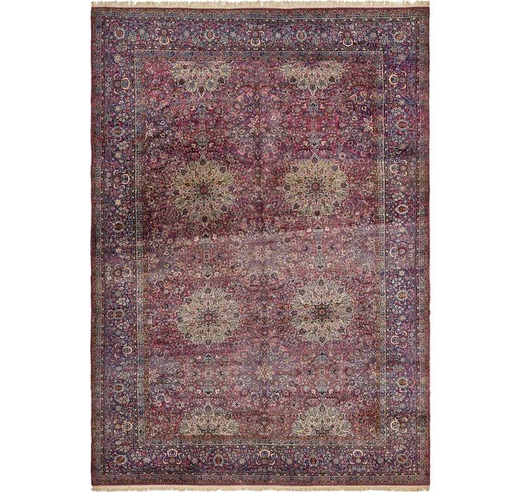 16' 3 x 23' 1 Kerman Persian Rug