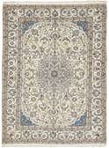 9' 11 x 13' 7 Nain Persian Rug thumbnail
