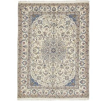 9' 11 x 13' 7 Nain Persian Rug main image