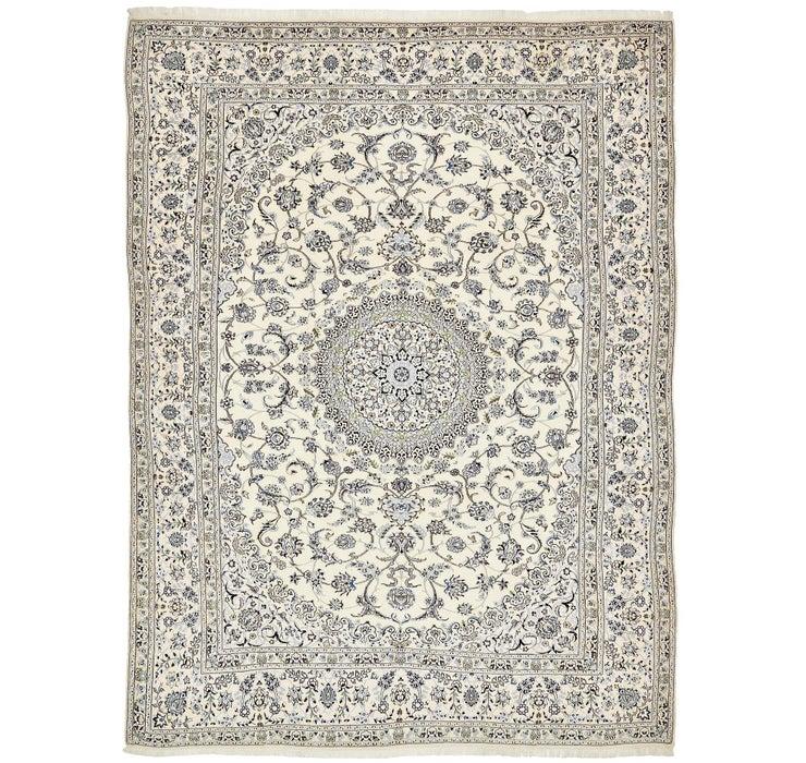 292cm x 395cm Nain Persian Rug