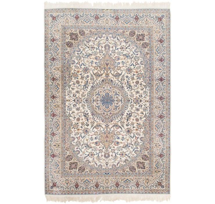 200cm x 310cm Nain Persian Rug