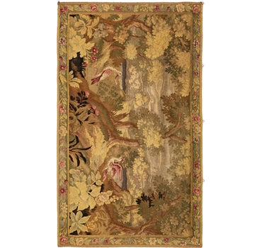 3' 6 x 5' 9 Tapestry Rug main image