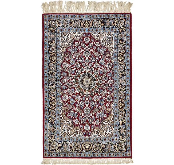 110cm x 178cm Isfahan Persian Rug