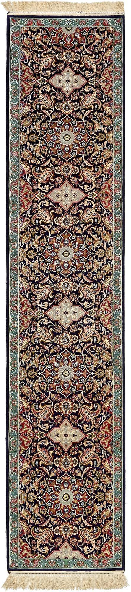 2' 1 x 9' 11 Isfahan Persian Runner Rug main image