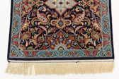 2' 1 x 10' Isfahan Persian Runner Rug thumbnail