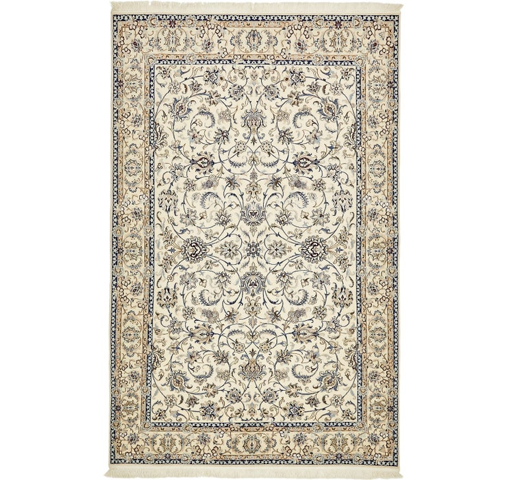 150cm x 240cm Nain Persian Rug