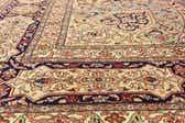 250cm x 260cm Tabriz Persian Square Rug thumbnail
