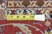 6' 8 x 6' 9 Isfahan Persian Square Rug thumbnail