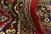 4' 7 x 6' 10 Qom Persian Rug thumbnail
