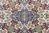 4' 6 x 7' 4 Nain Persian Rug thumbnail
