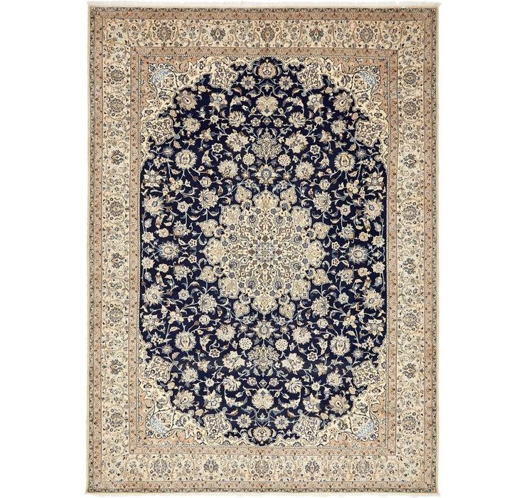 9' 11 x 13' 10 Nain Persian Rug