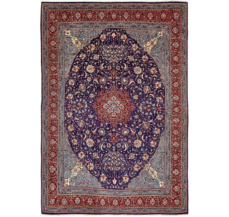 9' 7 x 13' 7 Mahal Persian Rug