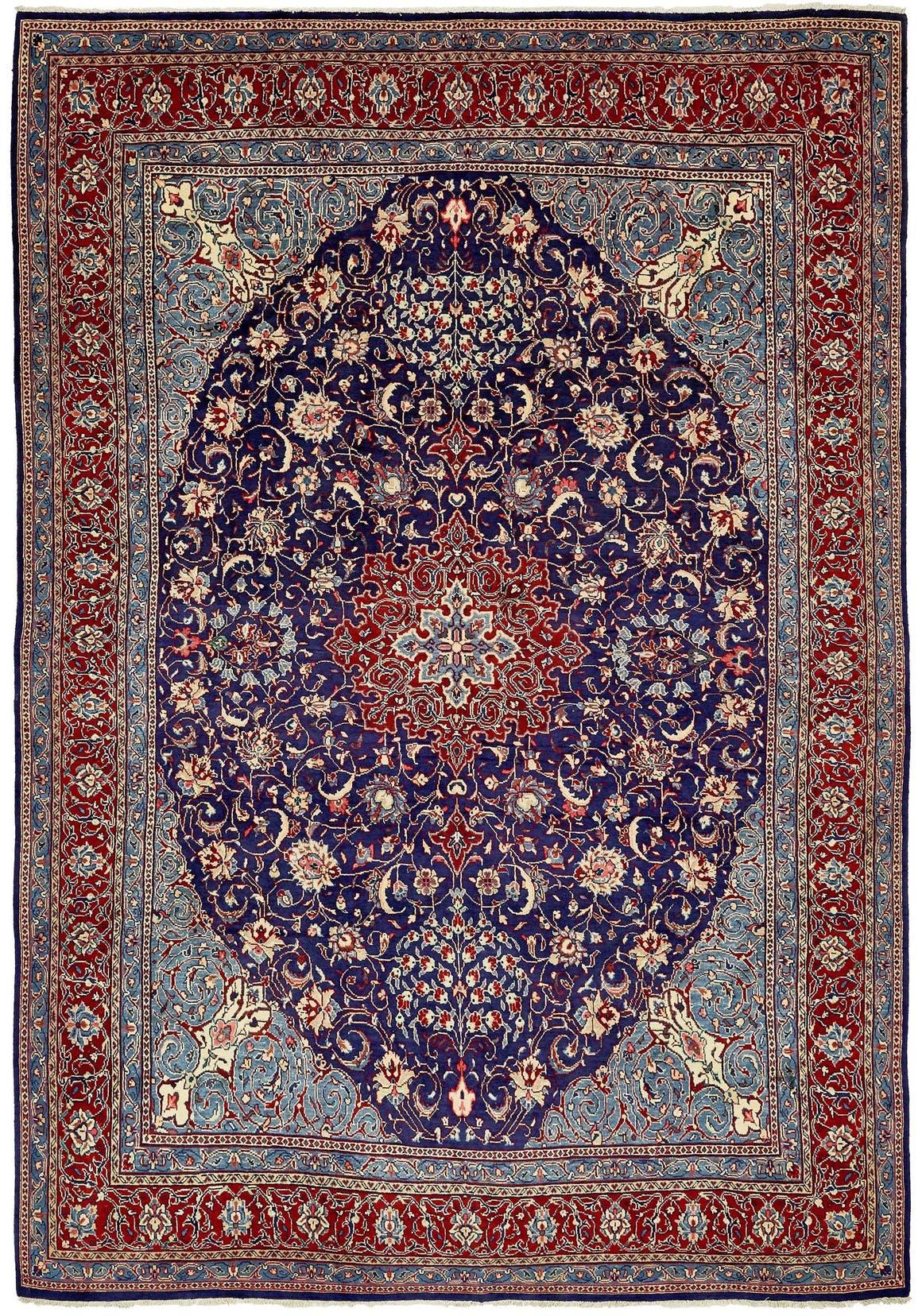 9' 7 x 13' 7 Mahal Persian Rug main image