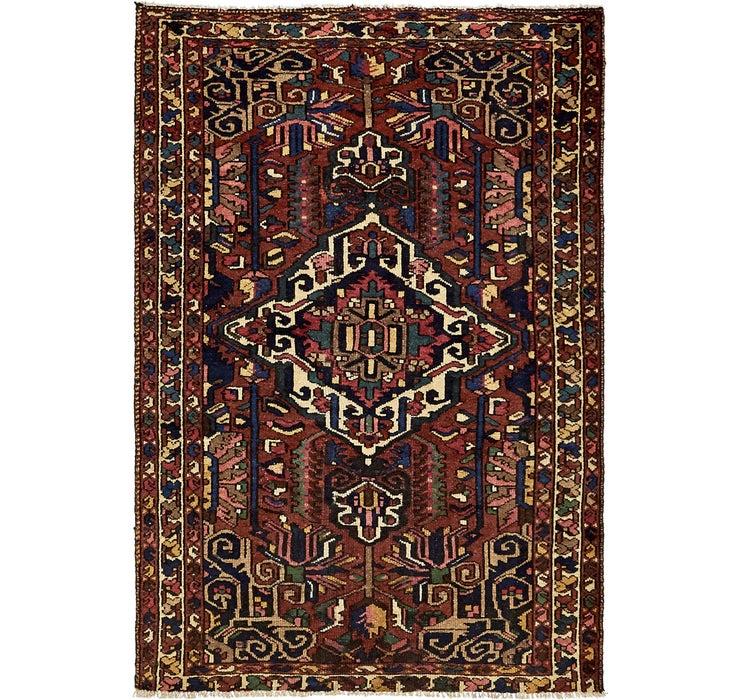 132cm x 198cm Bakhtiar Persian Rug