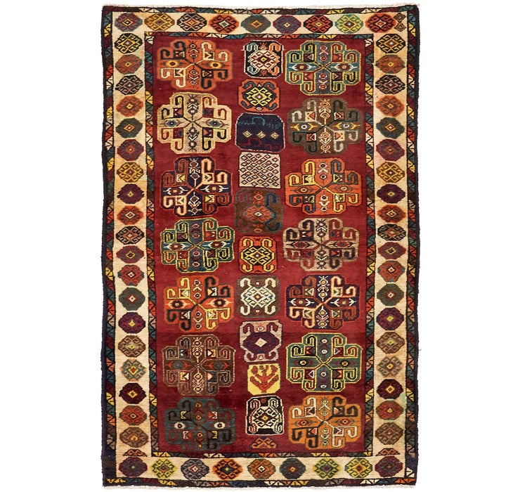 130cm x 200cm Ardabil Persian Rug