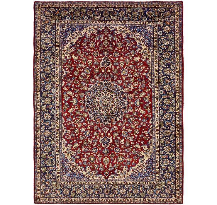 Image of 10' x 13' 9 Isfahan Persian Rug