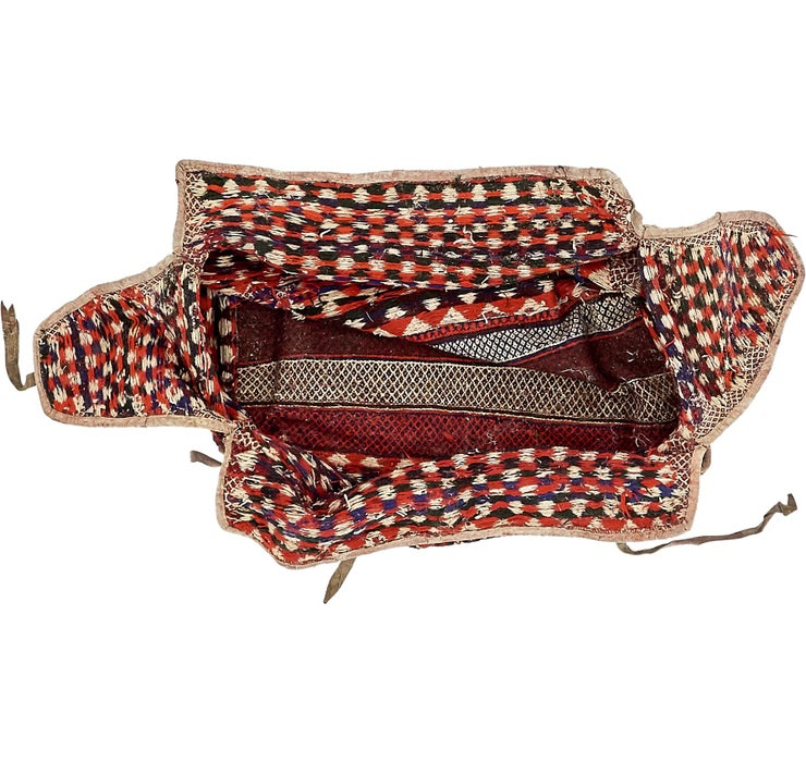 Image of 152cm x 235cm Saddle Bag Rug