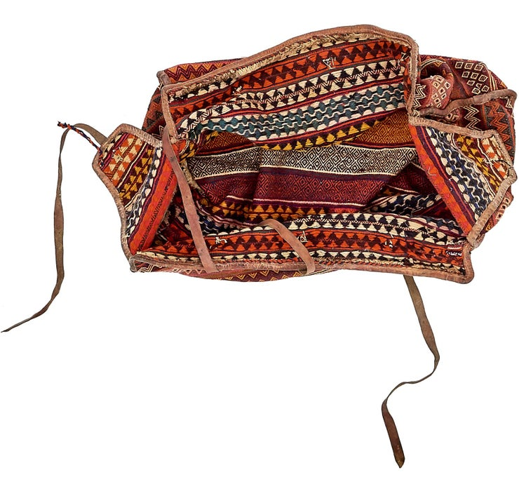 150cm x 240cm Saddle Bag Rug