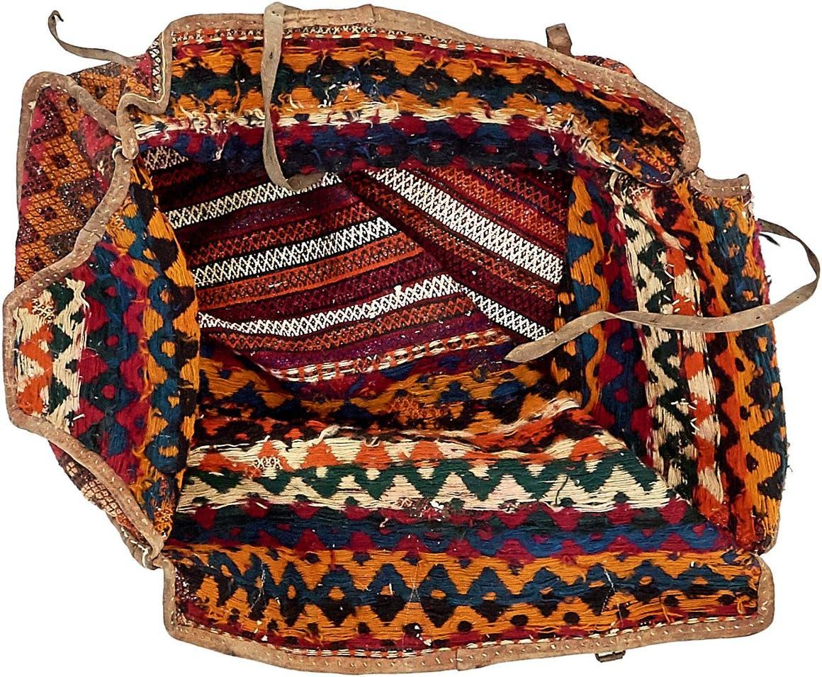 5' 2 x 7' 7 Saddle Bag Rug main image