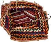 5' 2 x 7' 7 Saddle Bag Rug thumbnail