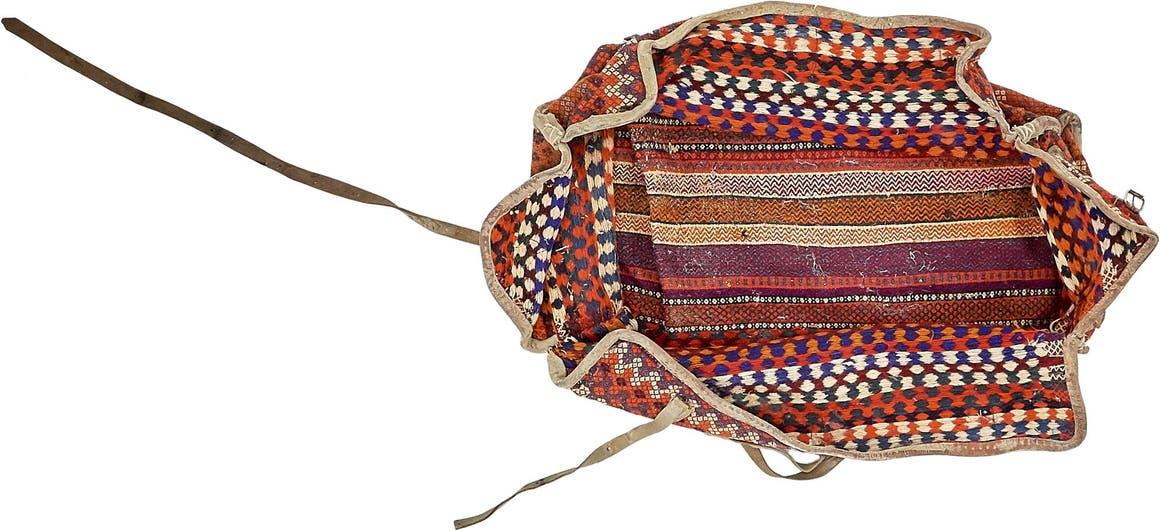 4' 6 x 6' 1 Saddle Bag Rug main image