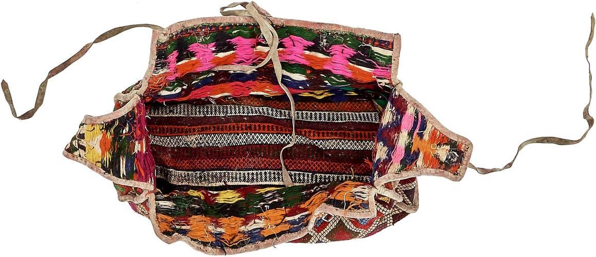 4' 4 x 7' 5 Saddle Bag Rug main image