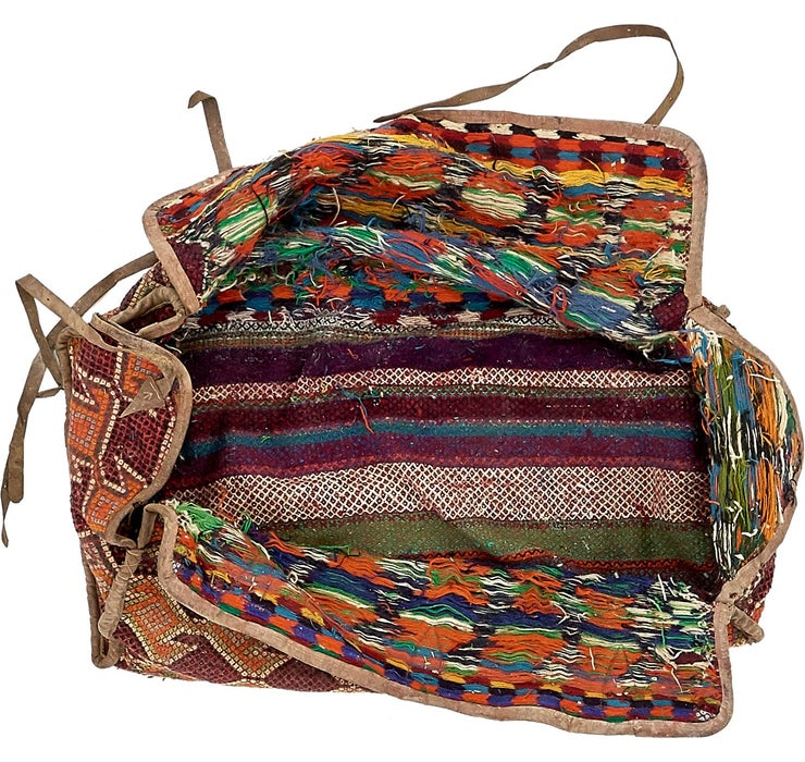 168cm x 215cm Saddle Bag Rug