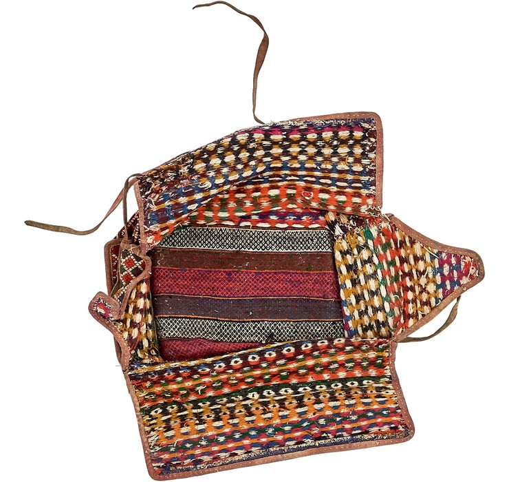 155cm x 183cm Saddle Bag Rug
