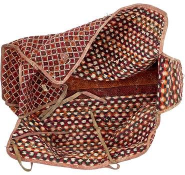 5' 4 x 8' 6 Saddle Bag Rug main image