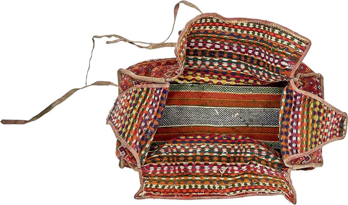 5' 5 x 8' 5 Saddle Bag Rug main image