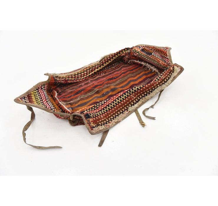 4' 9 x 6' 10 Saddle Bag Rug