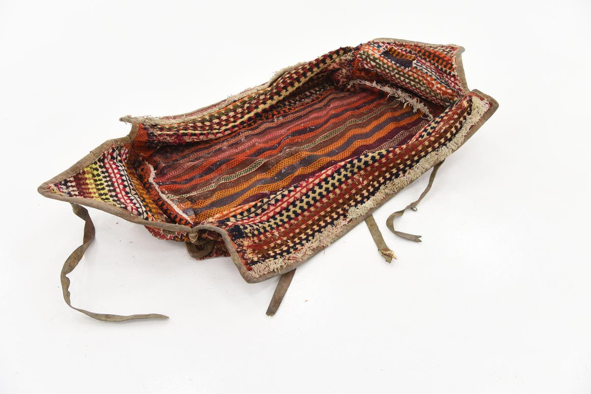 4' 9 x 6' 10 Saddle Bag Rug main image