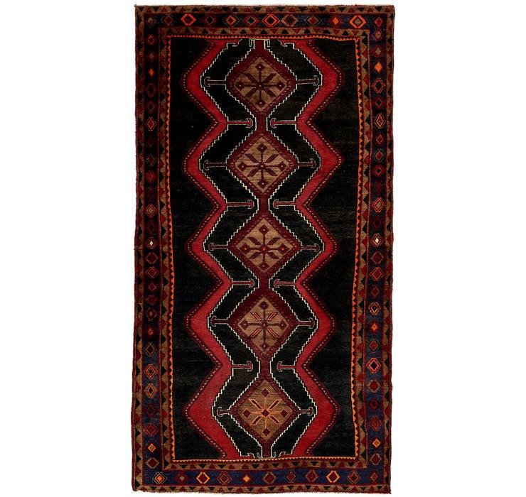 145cm x 290cm Chenar Persian Runner Rug