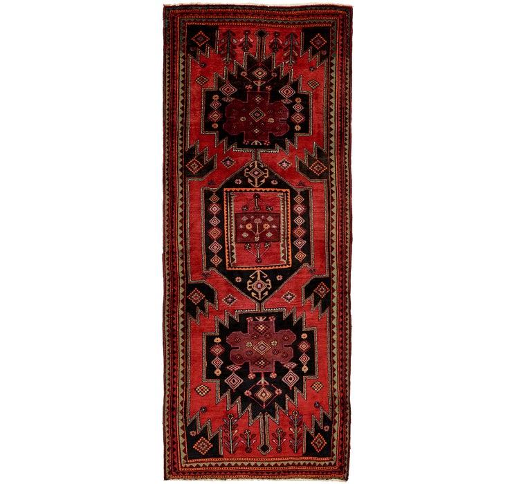 122cm x 330cm Mazlaghan Persian Runne...