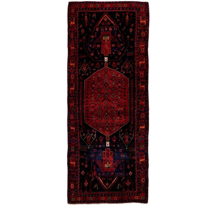 4' 10 x 12' 6 Sirjan Persian Runner Rug