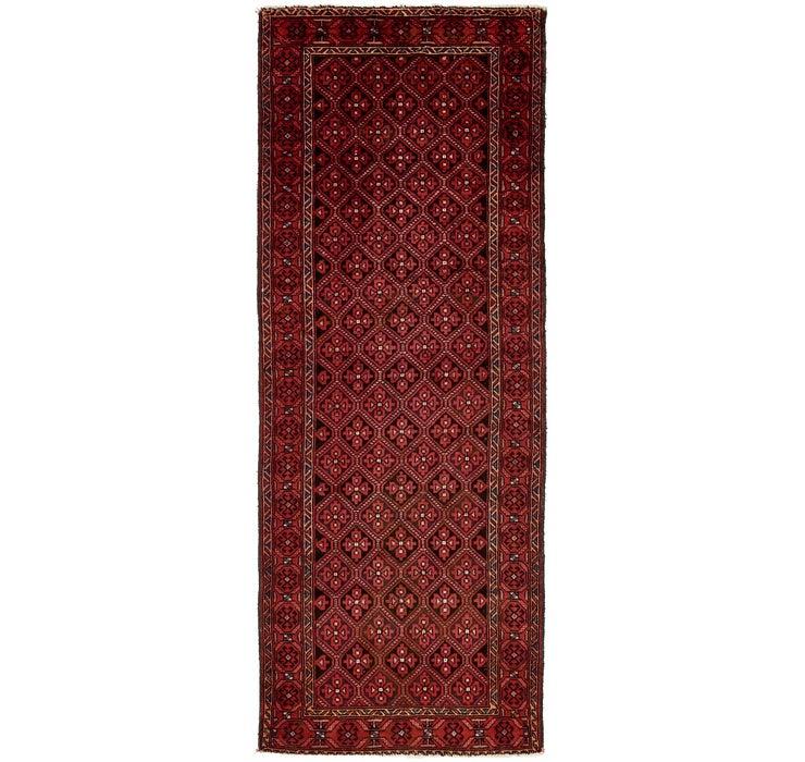 3' 10 x 10' 2 Ferdos Persian Runner Rug