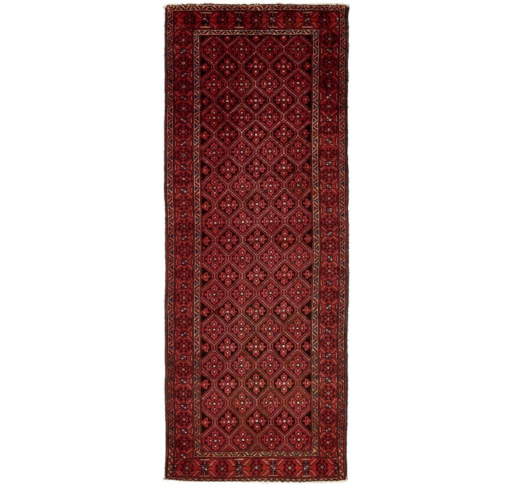 117cm x 310cm Ferdos Persian Runner Rug