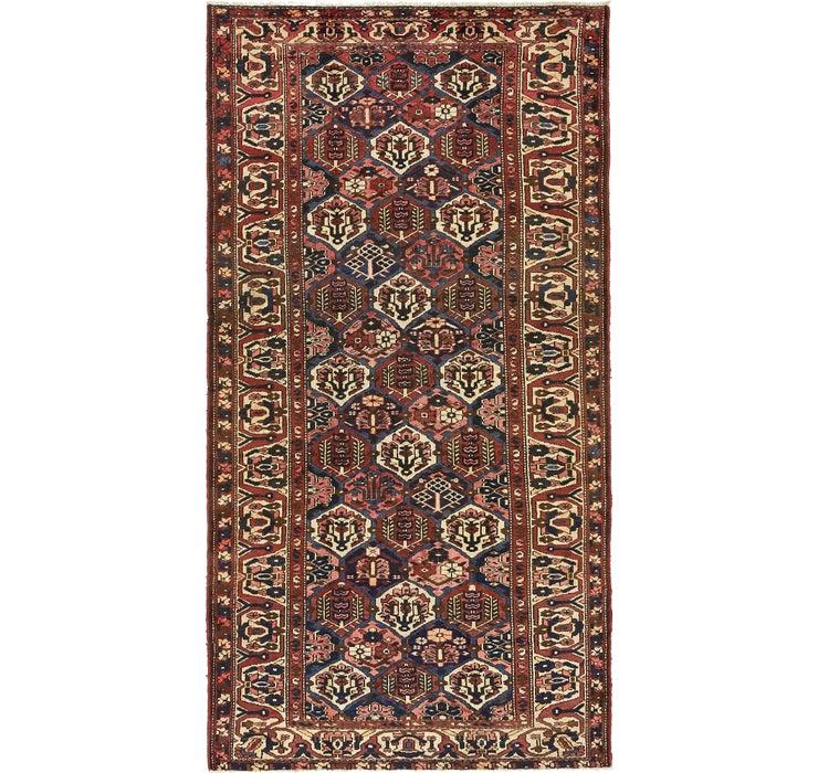 5' 2 x 10' 4 Bakhtiar Persian Rug