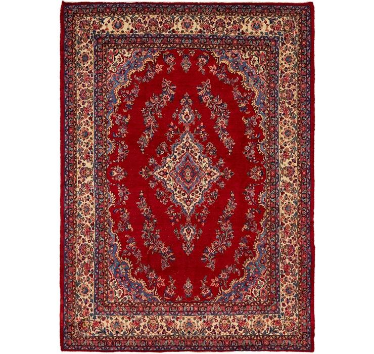 275cm x 375cm Hamedan Persian Rug