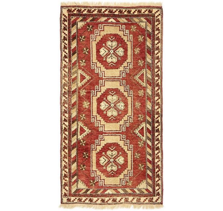 3' 4 x 6' 7 Kars Oriental Rug