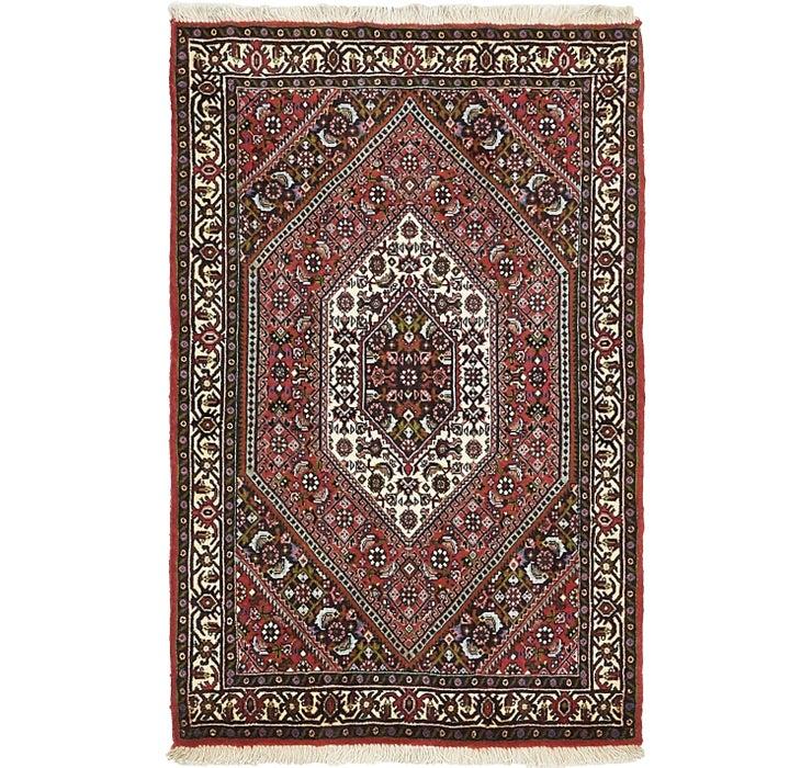 75cm x 112cm Bidjar Persian Rug