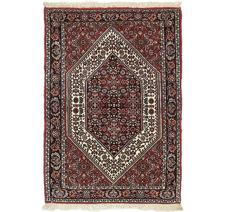 Image of 2' 5 x 3' 5 Bidjar Persian Rug