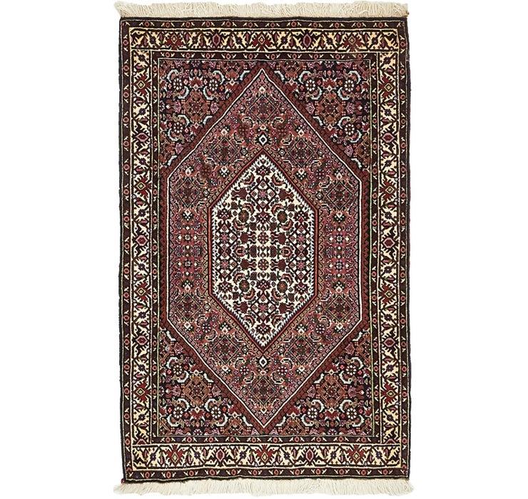 75cm x 117cm Bidjar Persian Rug