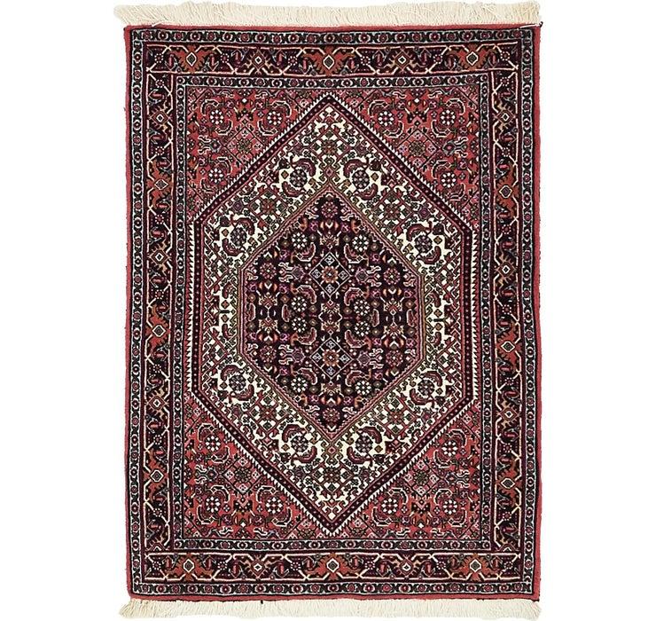 70cm x 107cm Bidjar Persian Rug