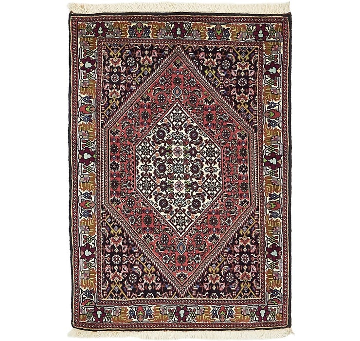 Image of 2' 3 x 3' 4 Bidjar Persian Rug